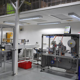 Clean room - cleanroom automation bio-burden assembly ultrasonic