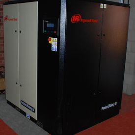 Variable speed compressor saves on energy bills - Ingersoll Rand Compressor