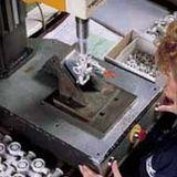 Inside our factory - Ultrasonic Welding