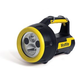 AKI lights the way for Wolf - Wolflite XT handlamp
